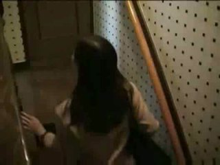 japanse, voyeur, pijpbeurt