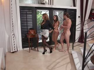 group sex, threesomes, old+young