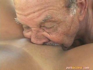 hardcore sex, senelė, močiutė
