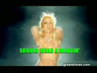 Britney spears gestohlen toxic video