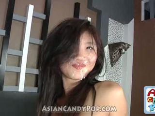 Thai straße mädchen tang