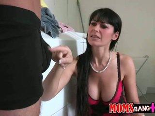 Eva Karera and Cassandra Nix threesome