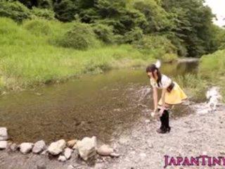 japonés, mamada, digitación