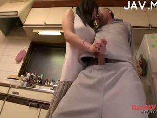 श्यामला, जापानी, blowjob