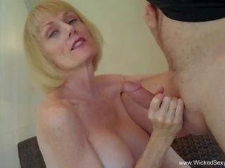 스윙, 할머니, 섹스하고 싶은 중년 여성