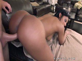Aaliyah grey vakker hottie pov suging