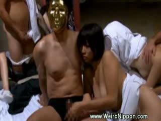 Bizzarro giapponese ospedale sesso