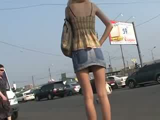 Хороший знайомство з недосвідчена вгору skirts