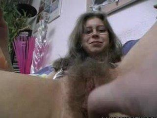 Berbulu amatir gets trimmed dan dicukur