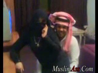 Niqab scandal vídeo