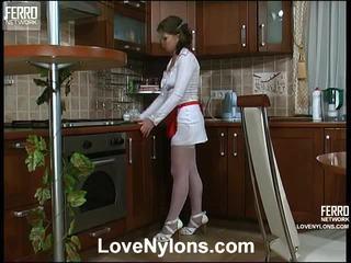 Alana ir paul vivid ilgos kojinės veikla