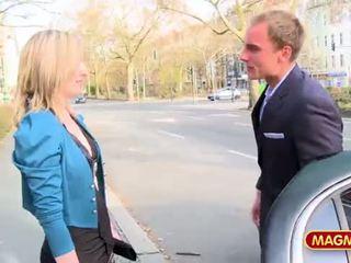 Magma quay phim berlin đường phố pickup