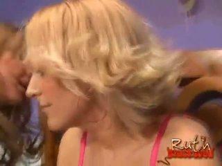 baru blondes rated, bagus antara kaum, ffm