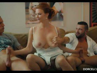 Grūti dp ar 2 strangers par mans sieva tarra baltie - porno video 961