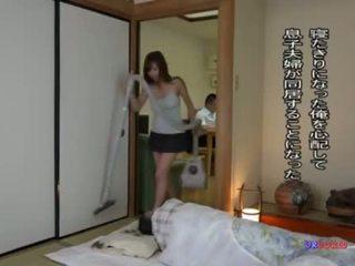 μελαχροινή, ιαπωνικά, μεγάλα βυζιά