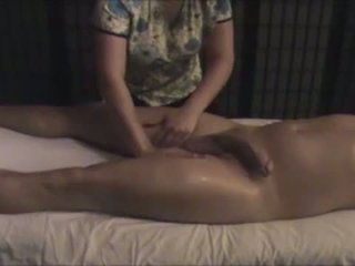 orgasmo, masaje