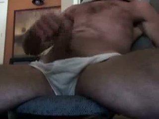 Apu faszkiverés ki -ban front a a web kamera