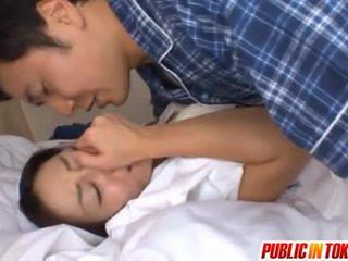Smut infermiera bans un paziente