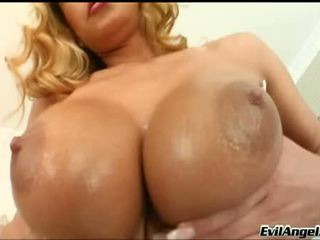Sizzling Honey Dorothy Black Gets Too Hot To Handle For One Solo Pleasure