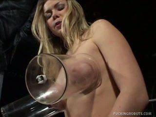 Anna enjoys dia bawdy taco pounded oleh sexbot