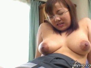 bigtits, japansk, stora tuttar