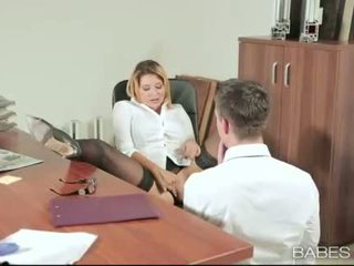 Kontor babe anna polina banged ekte god