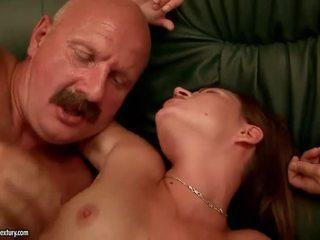Grandpas and Teens Sex