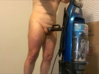Er τρόπος να γαμώ ένα vacuum cleaner