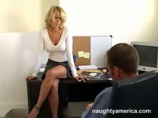 Grate cazzo a il ufficio