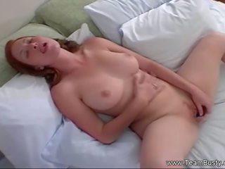 Idealne ruda masturbates ciężko, darmowe porno a6