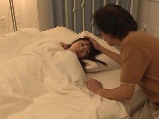 جنس مع الآسيوية أشعر gal