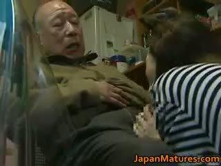 יפני אמא שאני אוהב לדפוק enjoys חם סקס part6