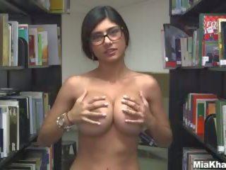 Hier is mijn lichaam, ik hoop u zoals het - mia khalifa (mk13825)