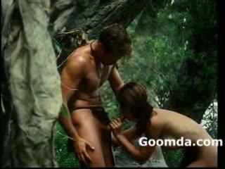 Tarzan at cayne discovering how upang magkantot 1