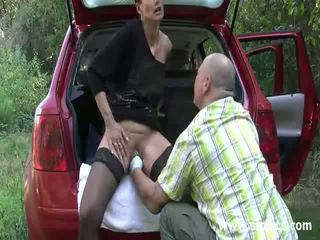 Stop the car and fist my pussy now