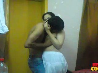 Mój seksowne para hinduskie para