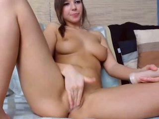 prsa, webcam, kočička