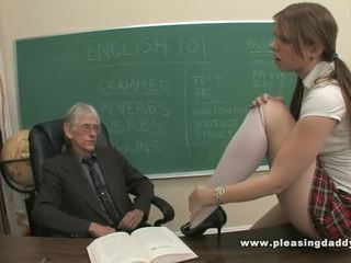 fucking, old and young, classroom