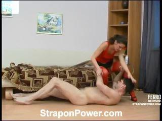 strap-on, quality female domination, fun femdom watch