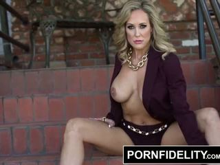 PORNFIDELITY Tight Bodied MILF Creampie Queen Brandi Love