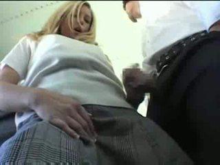 menina, uniforme, xvideos