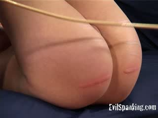 Spanking amateur prostitute gets a lesson