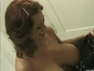 Red head Donita Dunes loves to do hjs