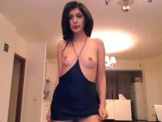 6cam.biz slut iran persian masturbating on live webcam
