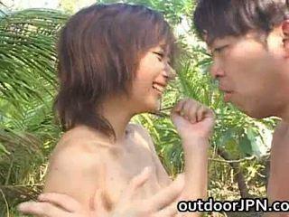Ai Hanzawa Hot Japanese Open Air