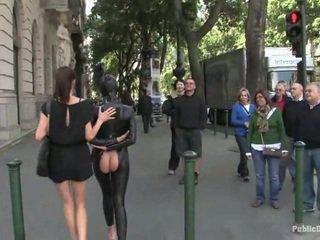 الجنس العامة, اللاتكس, عبودية الجنس