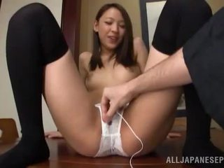Adorable Chinese Muff Has Her Sensuous Grunt Stunningly Toyed