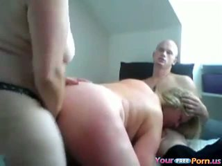 Bbw Sucks Young Guy And Lesbian Fucked