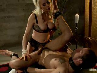 hardcore sex, výstřik, cbt