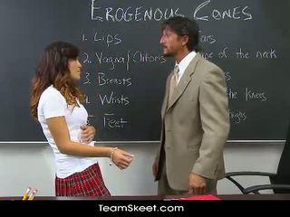 InnocentHigh Asian schoolgirl teen Alliyah Sky sha